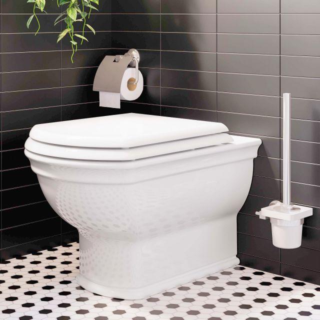 VitrA Valarte Back to Wall Toilet