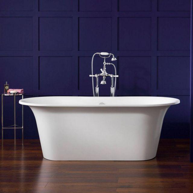 Victoria and Albert Monaco Roll Top Bath