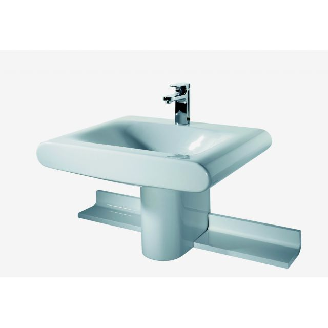 ideal standard moments wall mounted shelf uk bathrooms. Black Bedroom Furniture Sets. Home Design Ideas