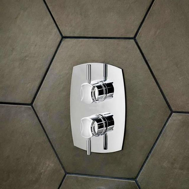 Victoria and Albert Tubo 31 Concealed Thermostatic Shower Valve