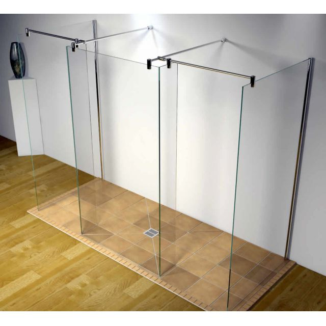 Kudos Ultimate 2 Twin Entrance Wetroom Package