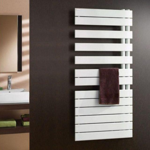 Zehnder Roda Spa Asymmetrical Towel Drying Radiator