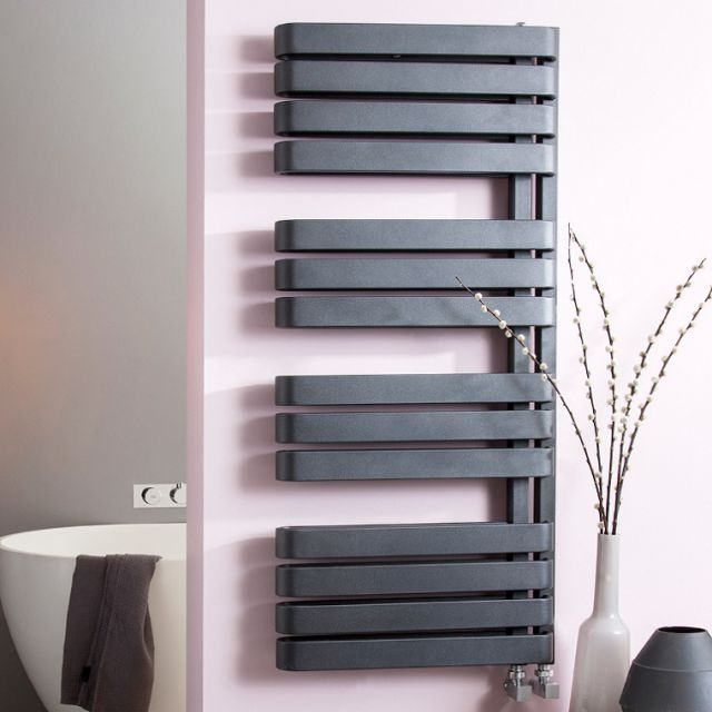 Crosswater Svelte Towel Warming Radiator
