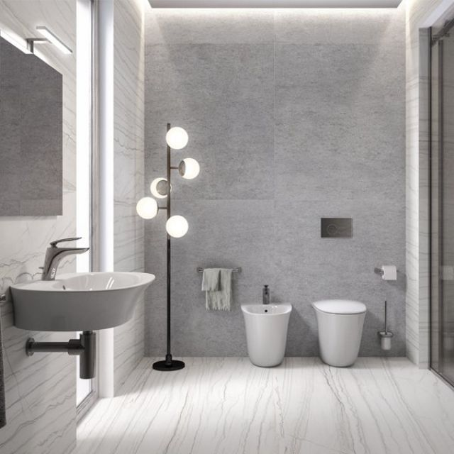 RAK Sensation Wall Hung Wash Basin