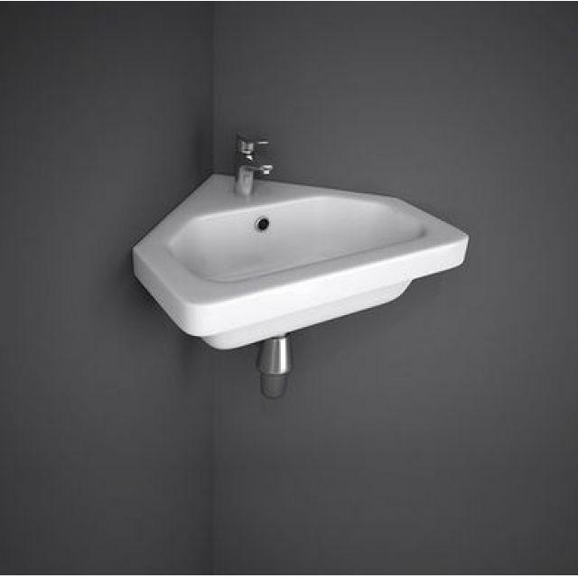 RAK Resort Corner Cloakroom Wash Basin