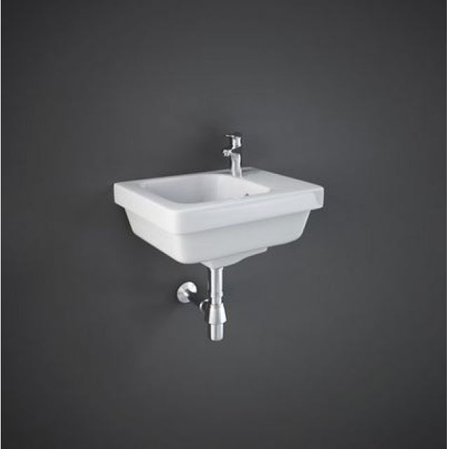 RAK Resort Slimline Cloakroom Wash Basin