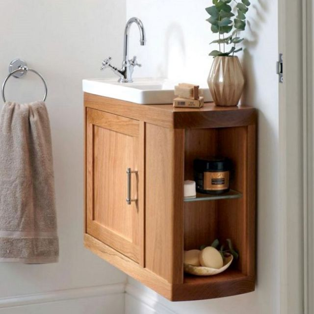 Imperial Thurlestone Wide Cloakroom Unit