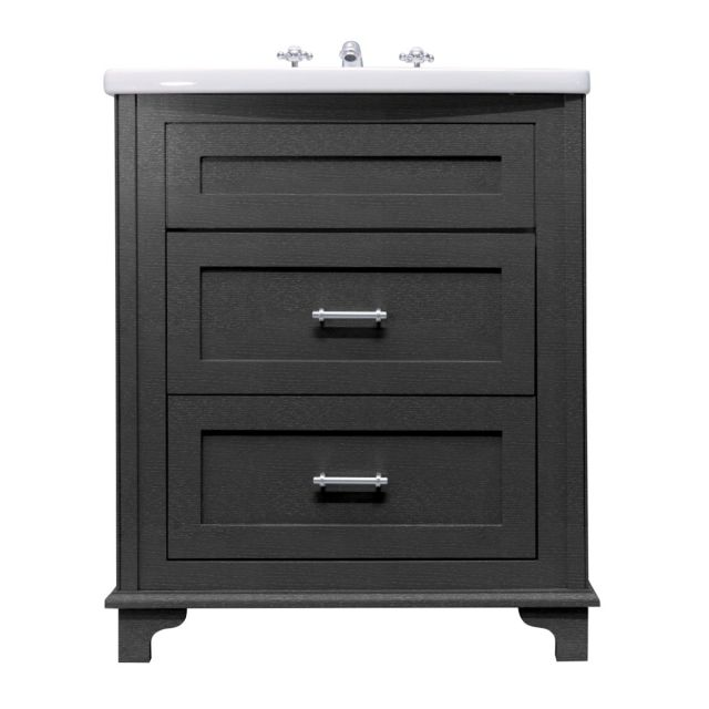 Imperial Thurlestone Floorstanding 2 Drawer Vanity