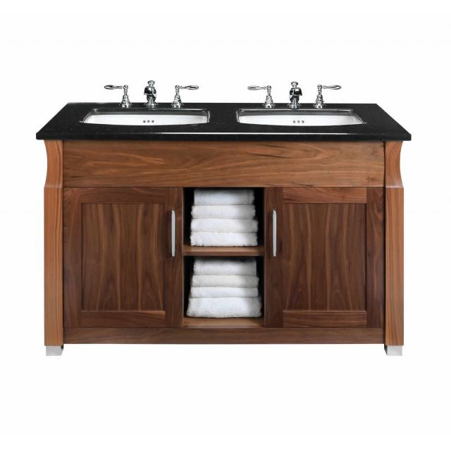 Imperial Astoria Deco Barrington Double Vanity Unit
