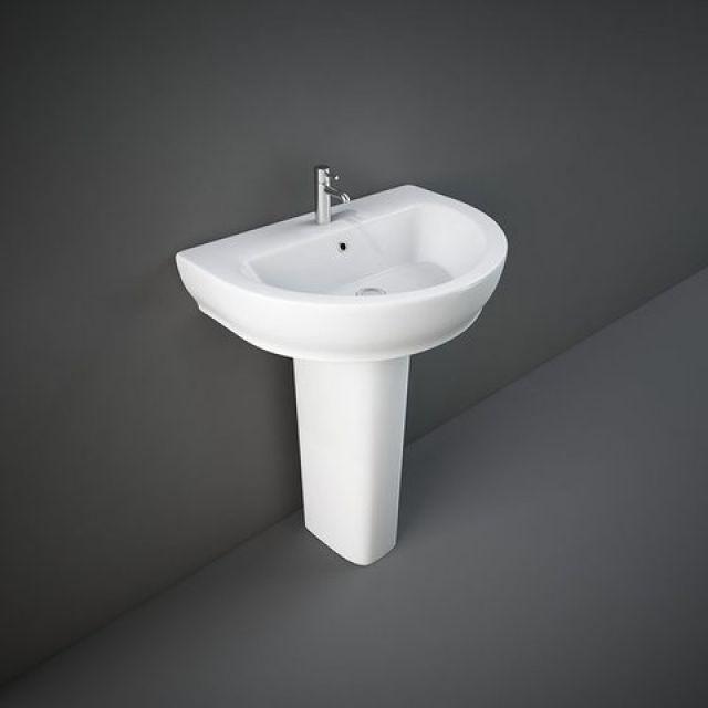 RAK Moon 650mm Wash Basin - HAR65BAS1