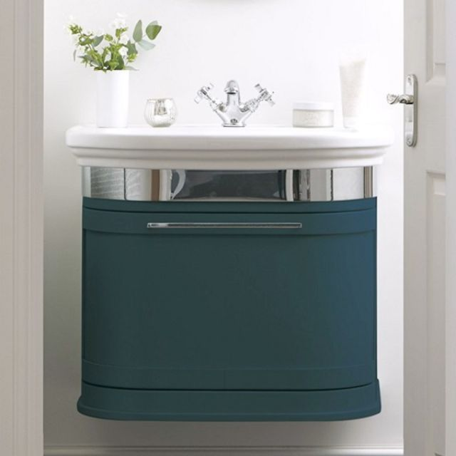 Imperial Roseland 2 Drawer Wall Hung Vanity