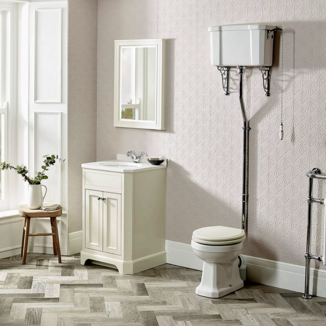 Tavistock Vitoria High Level Toilet