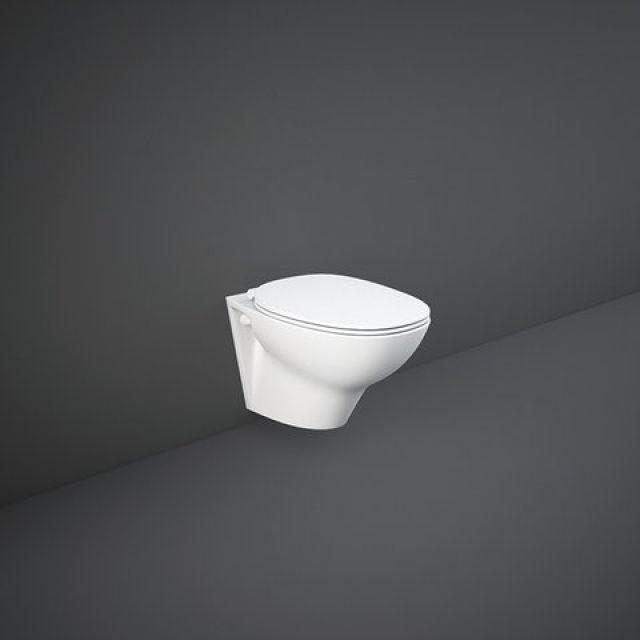 RAK Morning Wall Hung Rimless WC