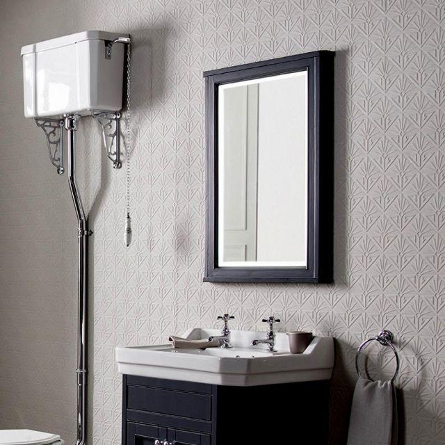 Tavistock Vitoria Framed Illuminated Mirror