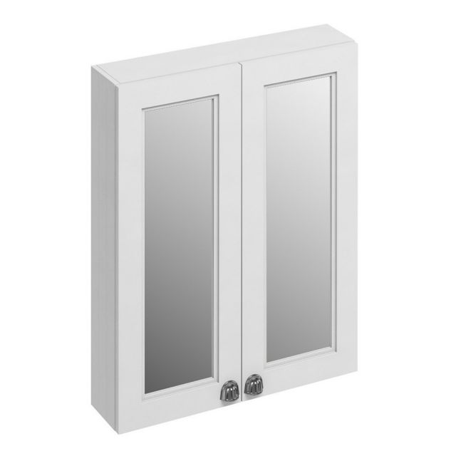 Burlington Fitted Furniture 60cm 2 Door Mirror Cabinet
