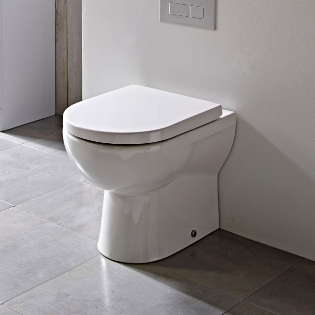 Tavistock Ion Back to Wall Toilet - BTW100S