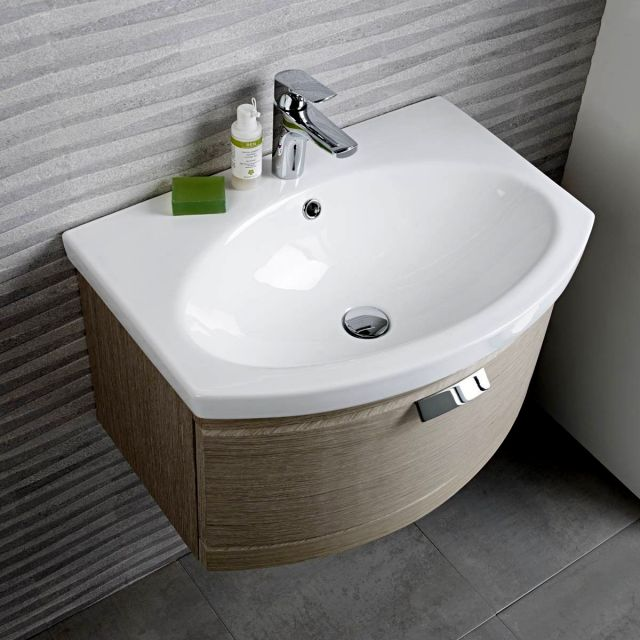 Tavistock Tempo Wall Hung Vanity Unit with Basin