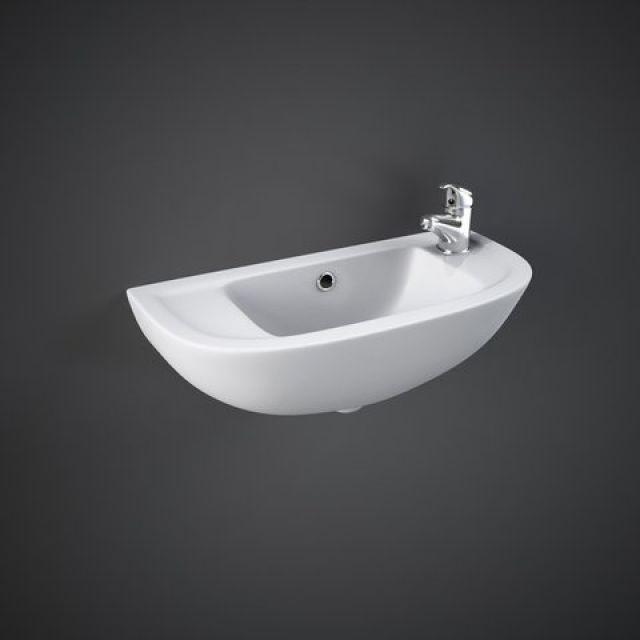 RAK Compact 450mm Cloakroom Wash Basin