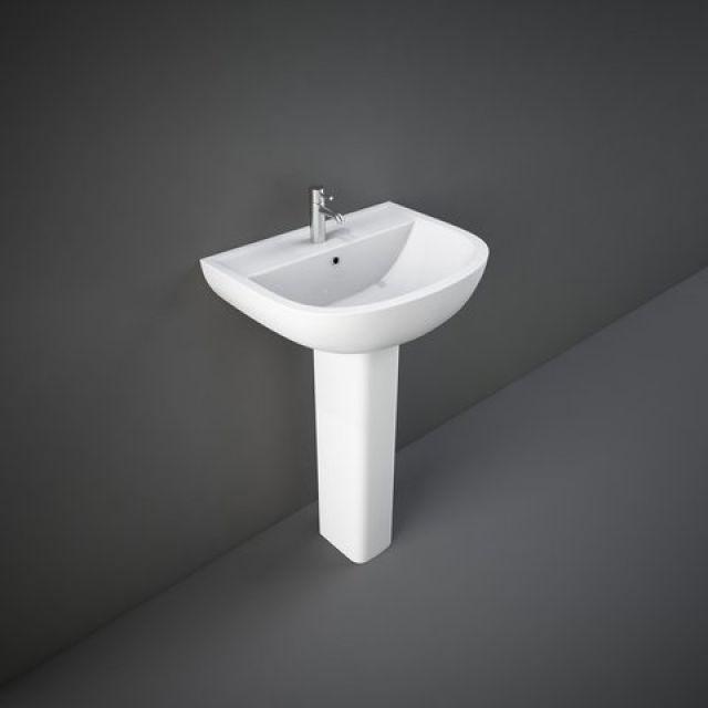 RAK Compact 545mm Wash Basin