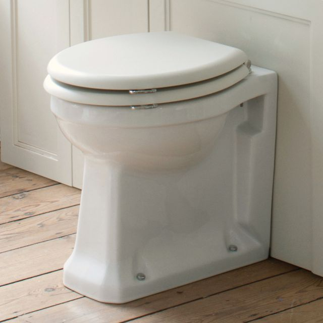Burlington Floorstanding Back to Wall WC