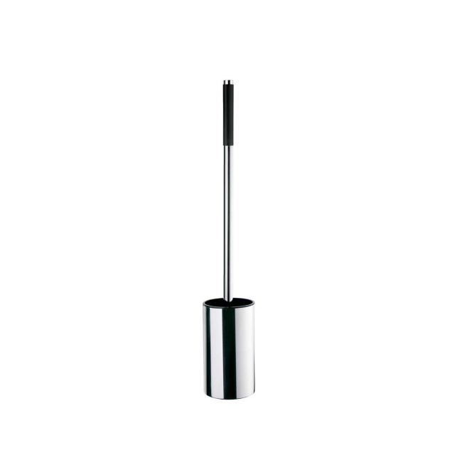 Smedbo Outline Lite Free-standing Toilet Brush With Long Grip-Friendly Shaft FK641