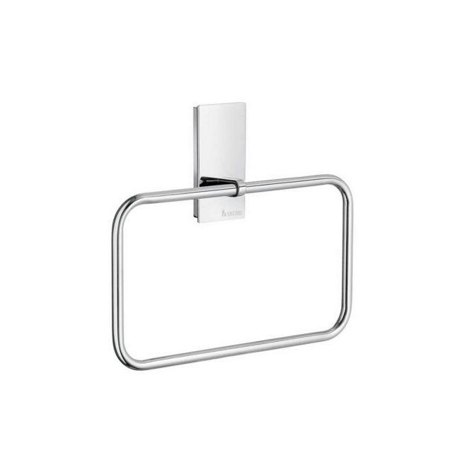 Smedbo Pool Towel Ring in Polished Chrome ZK344