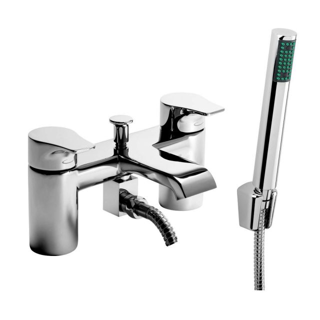 Tavistock Blaze Bath Shower Mixer Tap - TBL42