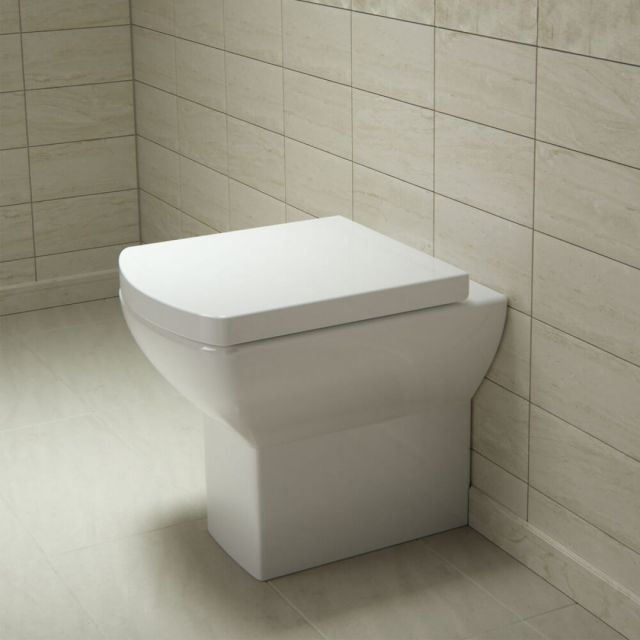 Saneux I-Line II Back to Wall WC