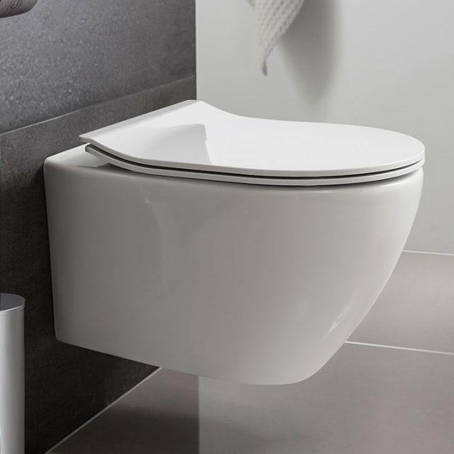 Crosswater Svelte Wall Hung WC