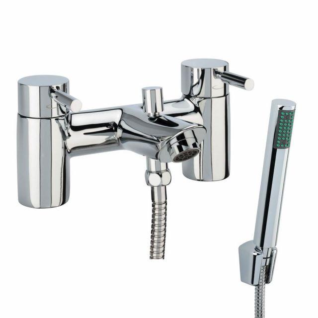 Tavistock Kinetic Bath Filler with Shower Handset