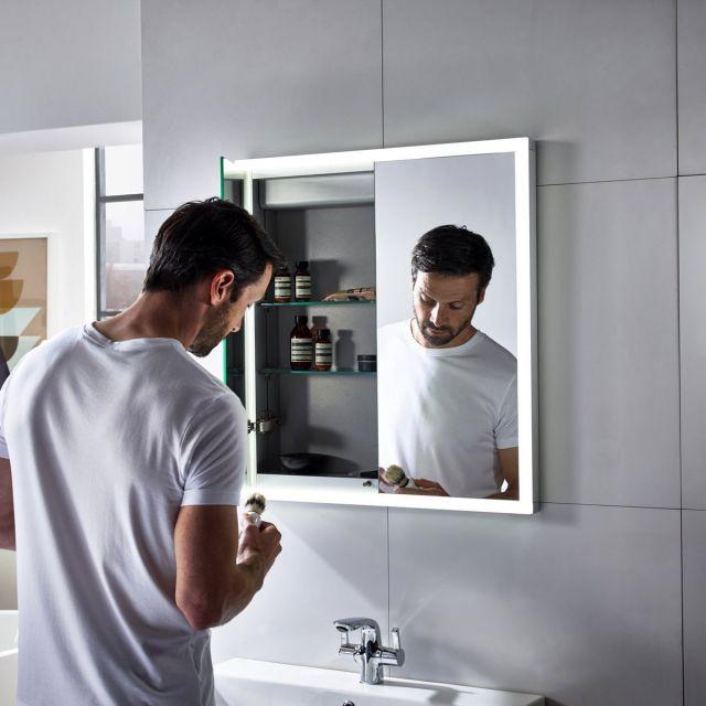 Tavistock Nook Recessible Mirror Cabinet