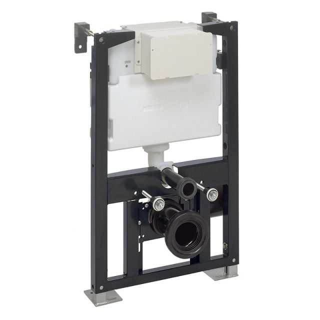 Crosswater 0.82m Wall Hung WC Frame - WCF82X50+