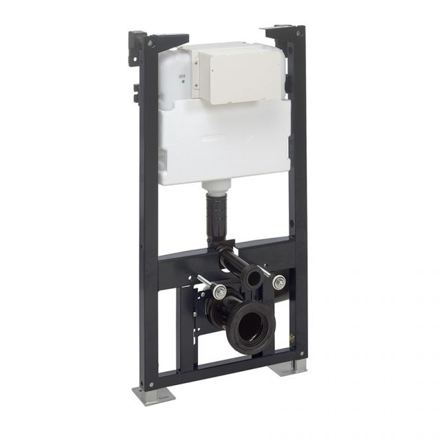 Crosswater 0.98m Wall Hung WC Frame