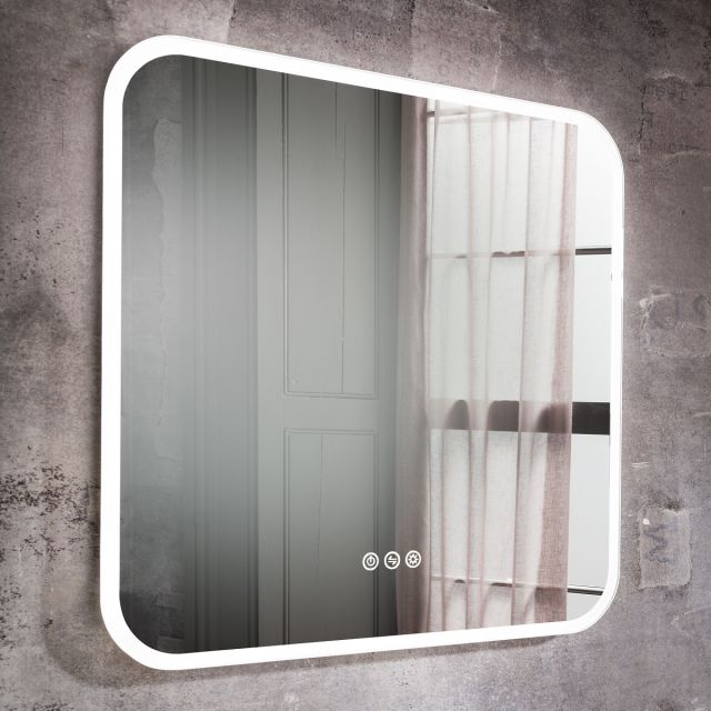 Crosswater Svelte 60cm LED Illuminated Mirror