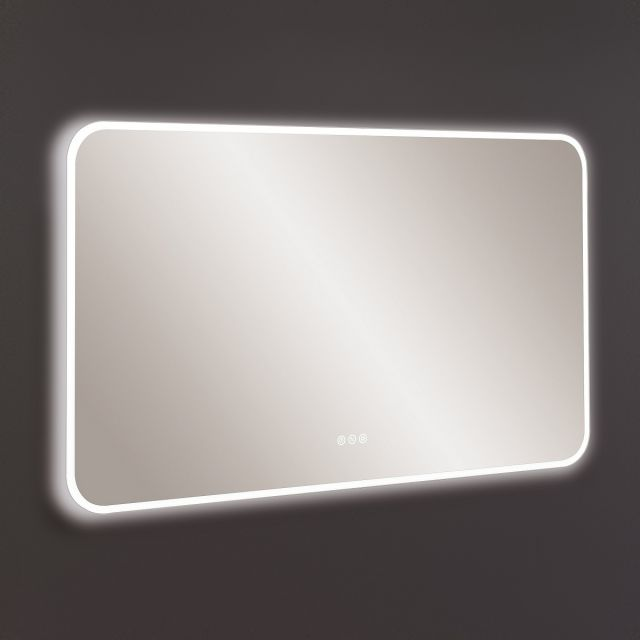 Crosswater Svelte 1.2m LED Illuminated Mirror