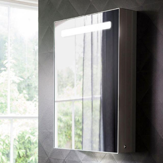 Crosswater Allure 500 Mirror Cabinet