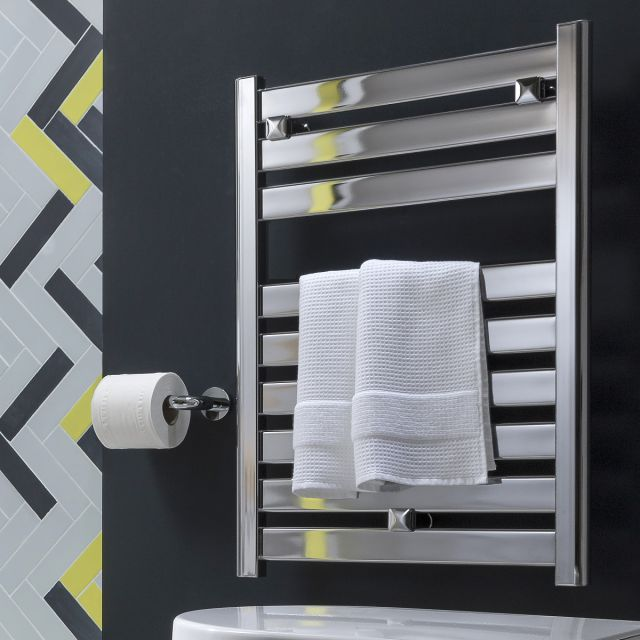 Crosswater Edge Towel Warmer