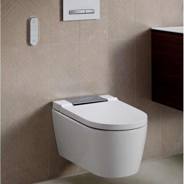 Geberit Aquaclean Sela Wall Hung Shower Toilet