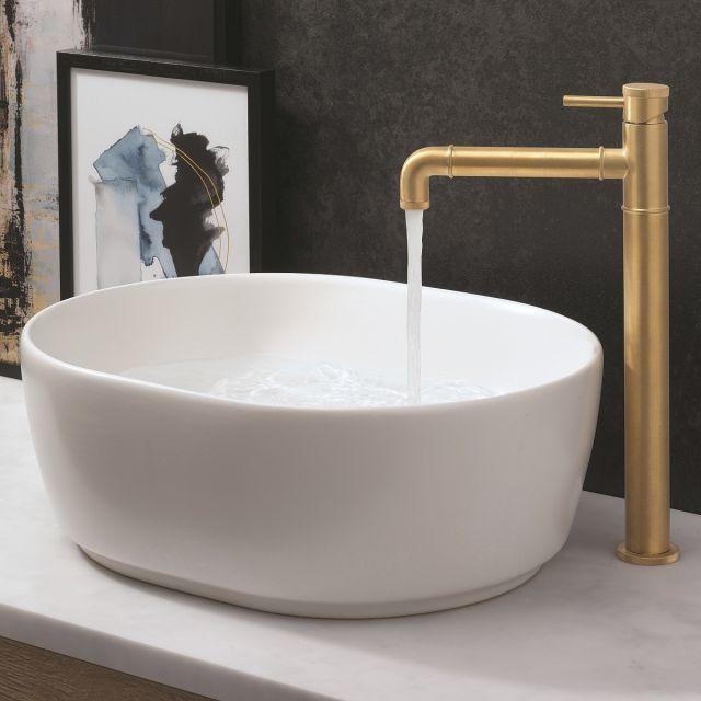 Crosswater Pearl Countertop Wash Bowl