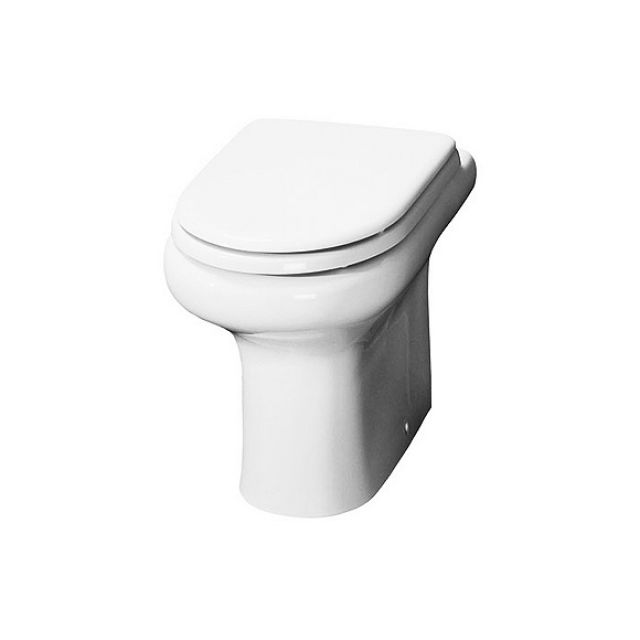 RAK Compact Back To Wall WC