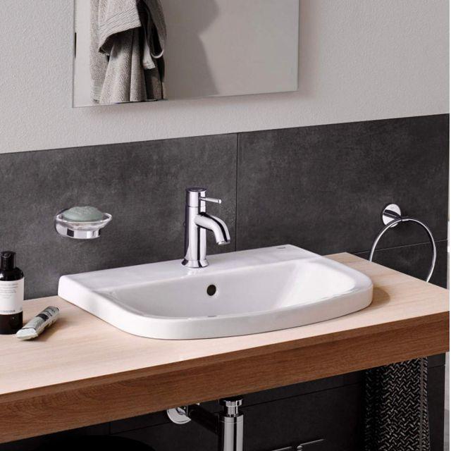 Grohe Bau Ceramic Inset Washbasin - 39422000