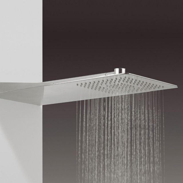 Crosswater Glide Rectangle Shower Head