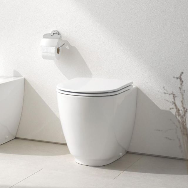 Grohe Essence Floorstanding Back to Wall Toilet