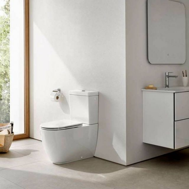 Grohe Essence Close Coupled Rimless Toilet - 3957200H