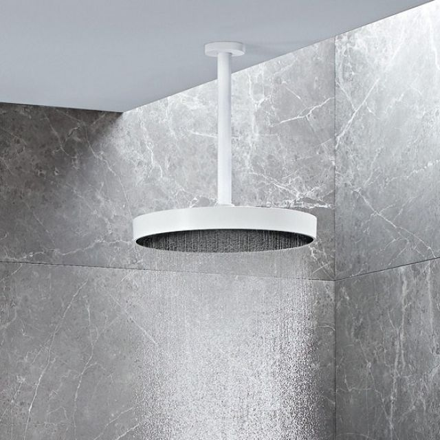 hansgrohe Rainfinity 360 1 Jet PowderRain Shower Head