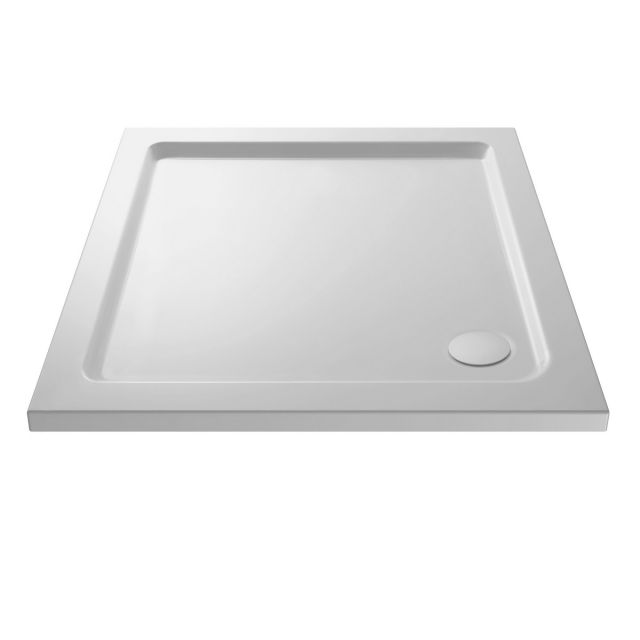 UK Bathrooms Essentials Rectangular Shower Tray