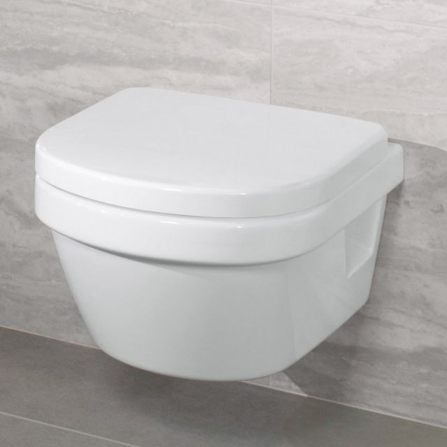 Villeroy and Boch Architectura Compact Rimless Wall Hung WC