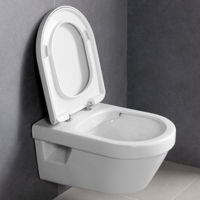 Villeroy and Boch Architectura Rimless Wall Hung WC