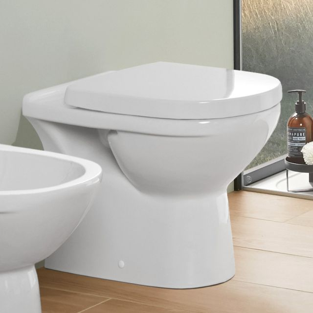 Villeroy and Boch O.Novo Back to Wall WC
