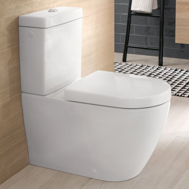 Villeroy and Boch Subway 2.0 Rimless Close Coupled WC